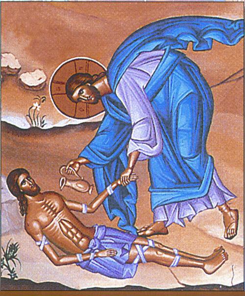 Христианский подвиг сострадания и милосердия